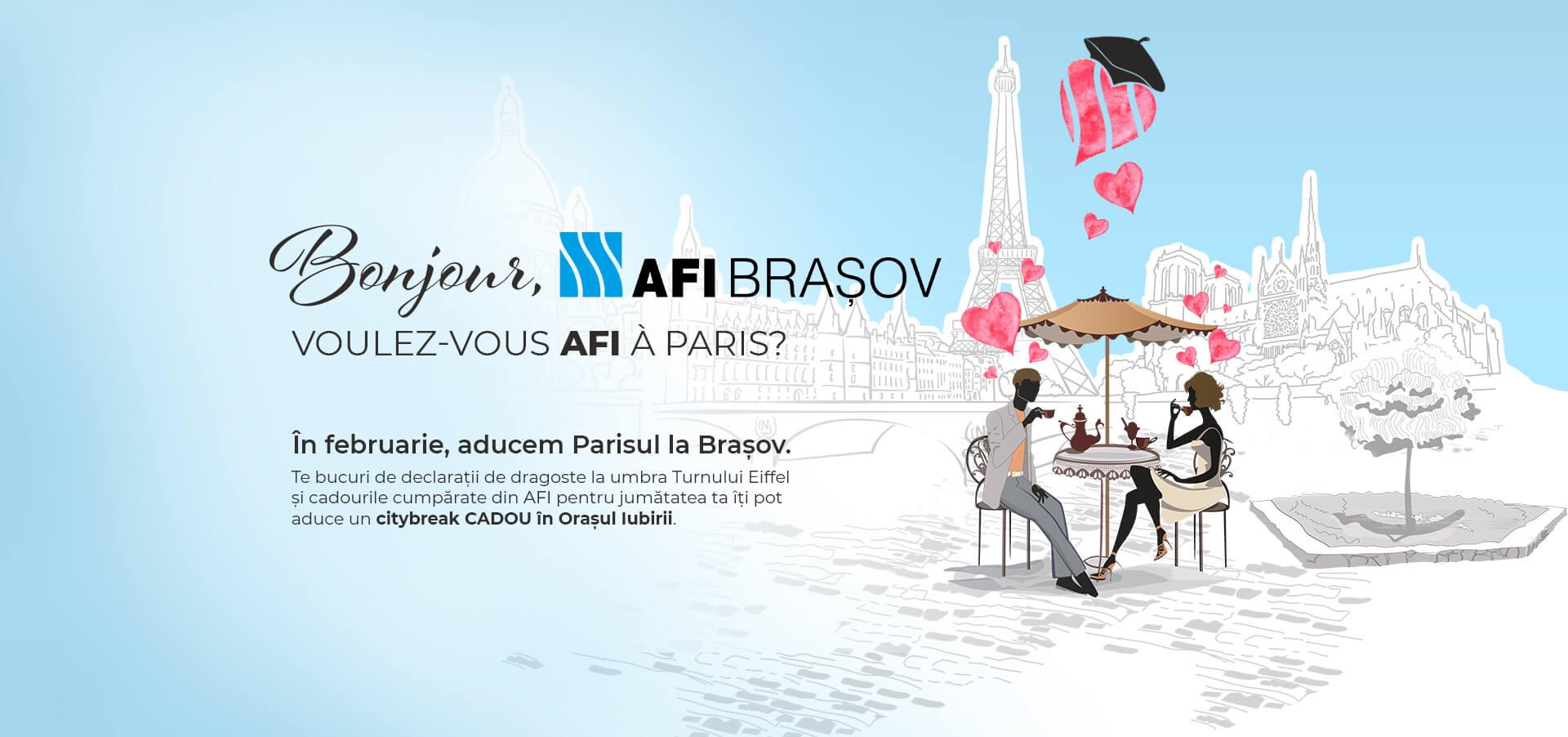 AFI te trimite la Paris